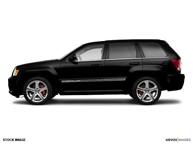 2010 Jeep Grand Cherokee SRT8 Brilliant Black Cry, Norman, OK